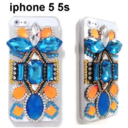 SKINNYDIP  スキニーディップ ロンドン ギャラクティカ iPhone 5 5S case Galactic stone キラキラ ビジュー アイフォン ファイブ エス ケース 海外 ブランド