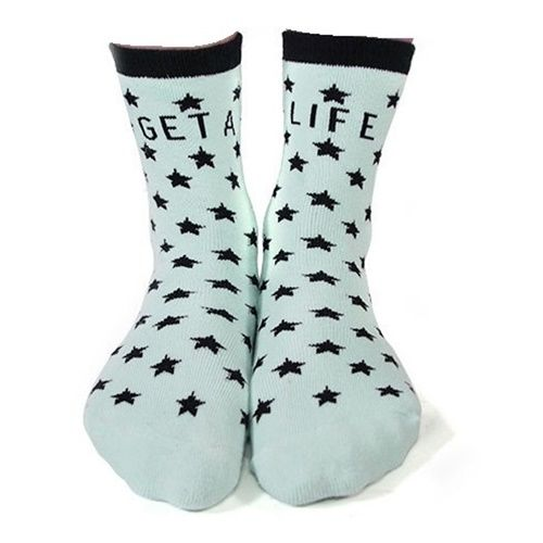 Valfre ヴァルフェー アメリカ の ゲットライフ ソックス GET A LIFE SOCKS 可愛い靴下 靴下 レディース おしゃれ ファッション アメカジ 海外 ブランド