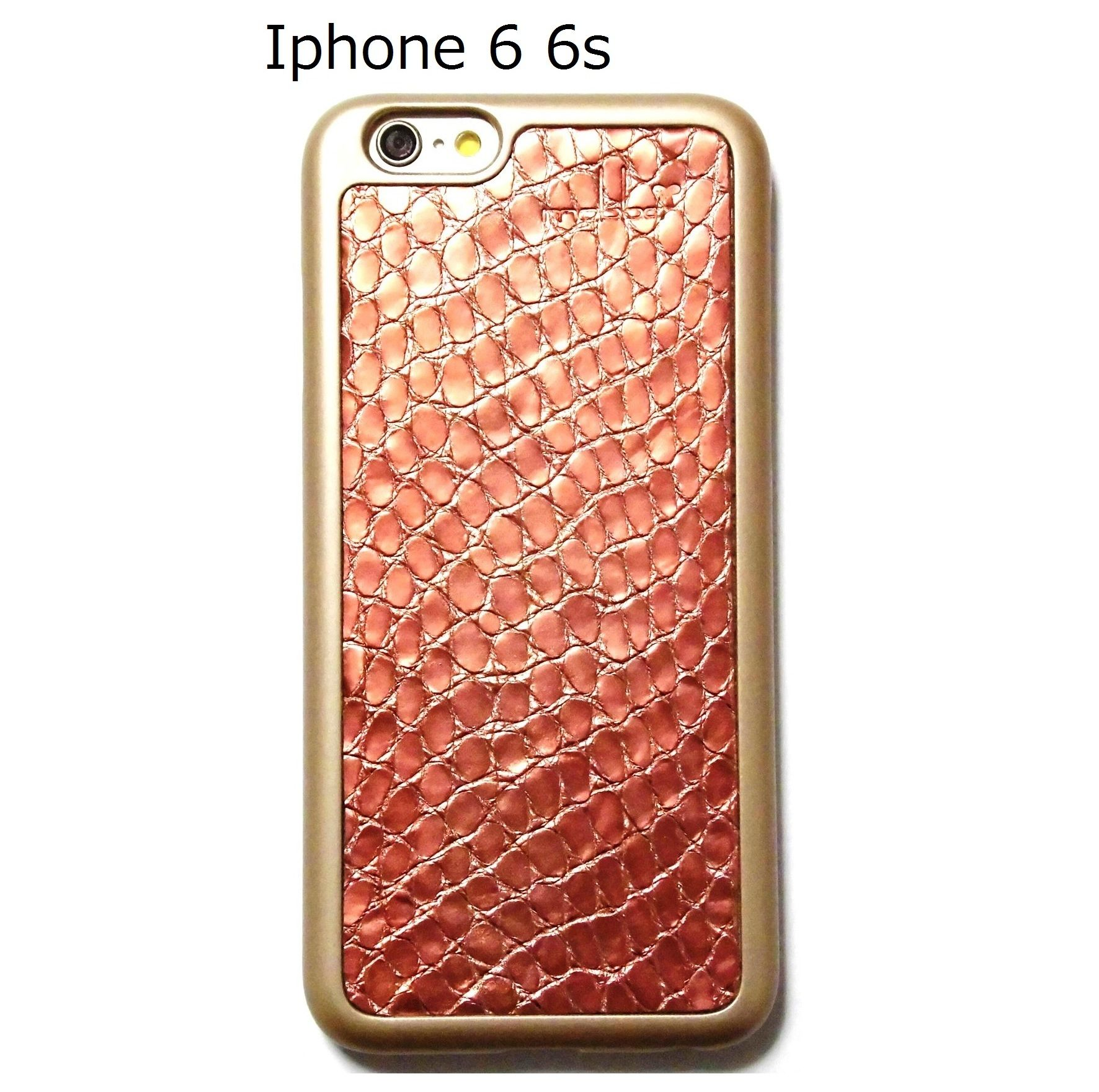 mabba マッバ ドイツ の The Penny Fish iPhone 6 6s Hulle 本革 レザーリュクス ゴールド アイフォン シックス エス ケース カバー 上質 海外 ブランド