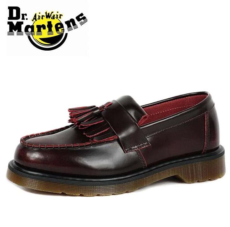 ドクターマーチン メンズ  シューズ ギブソン ブラック Dr. Martens 送料無料