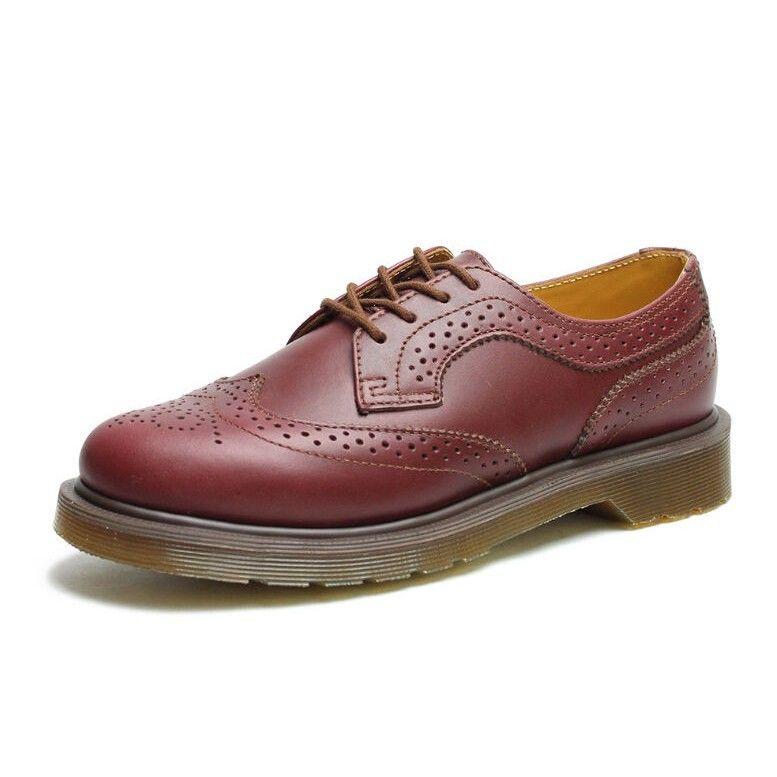 送料無料 ドクターマーチン Dr.Martens 3989 SMOOTH スムース ウィングチップ シューズ 靴 メンズ レディース