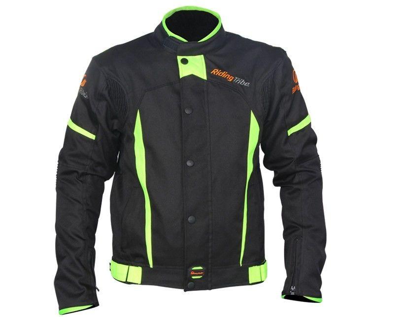 バイクジャケット レーシング ライディングジャケット プロテクター 蛍光 ジャケット バイクウエア 春夏 1608jkscf3701
