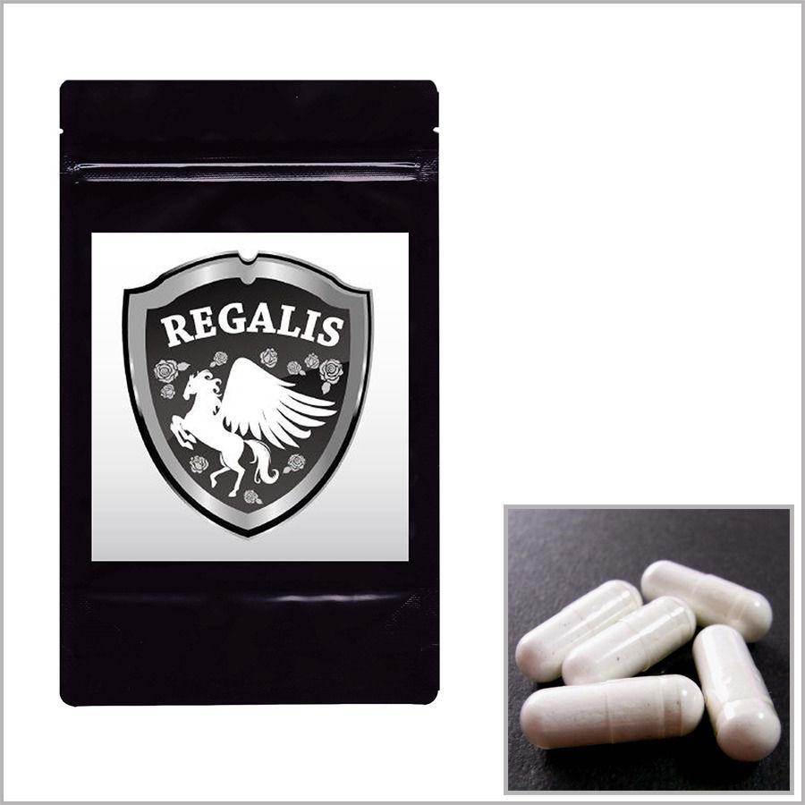 【5パックセット】REGALIS 180粒入り