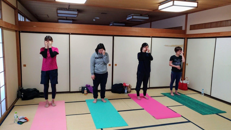 WS形式グループレッスン 平成30年 2月24日 腰痛解消ワーク