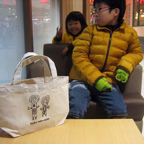 hiroのトートバッグ S