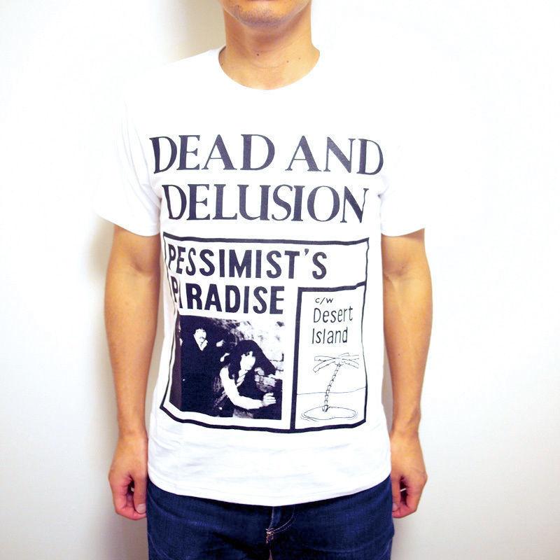 DEAD & DELUSION T-Shirts (White)
