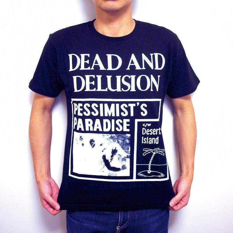 DEAD & DELUSION T-Shirts (Black)