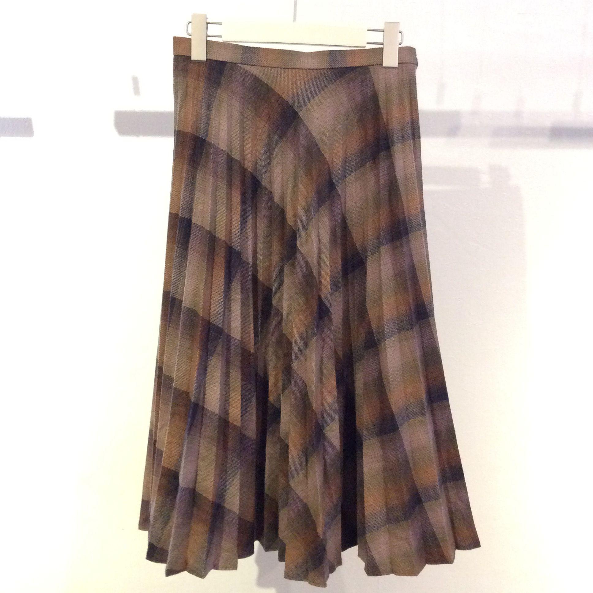 ☆80%OFF SALE☆チェックロングスカート