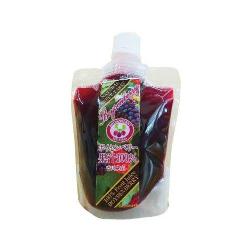 ボイセンベリー健康果汁  160?
