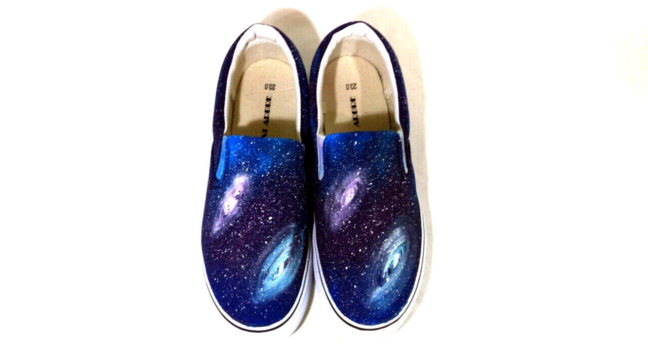 galaxyスリッポン  宇宙 銀河 ギャラクシー