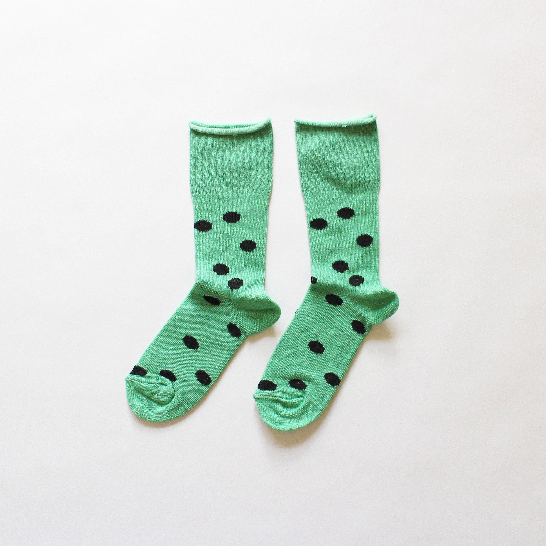 Kids short socks / dots