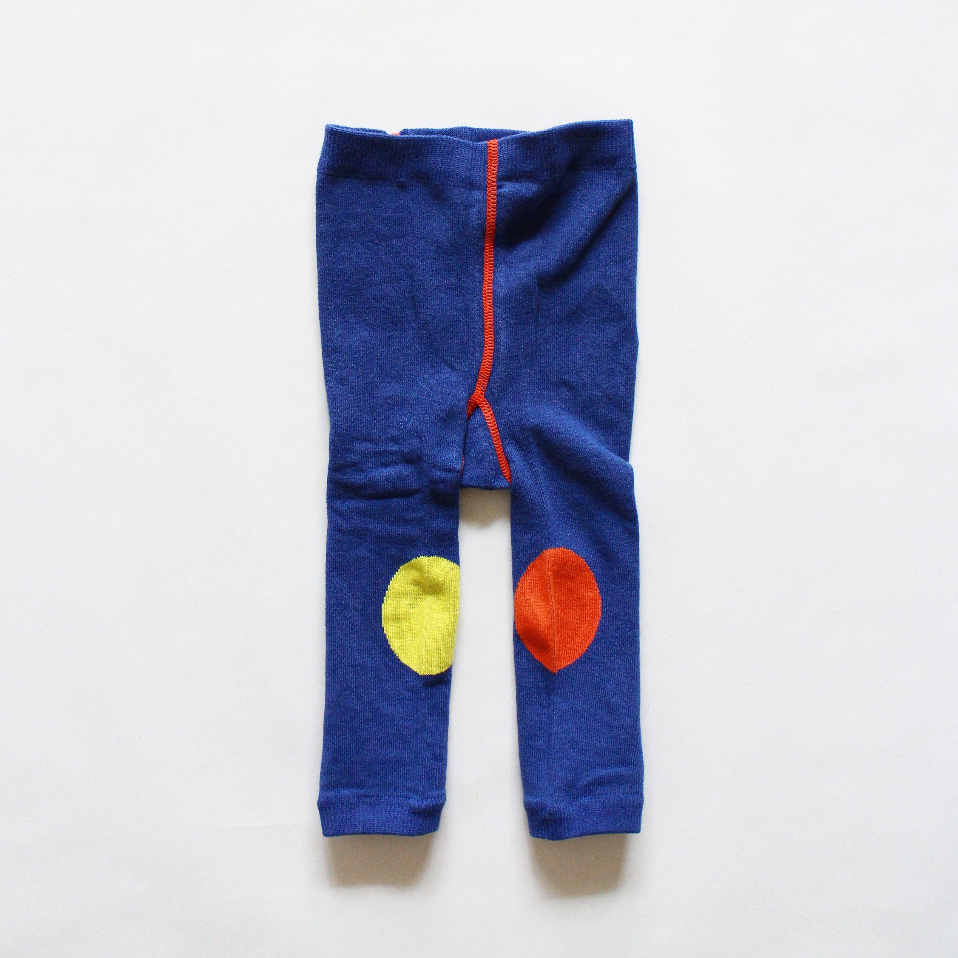 kneepad cb legging / blue