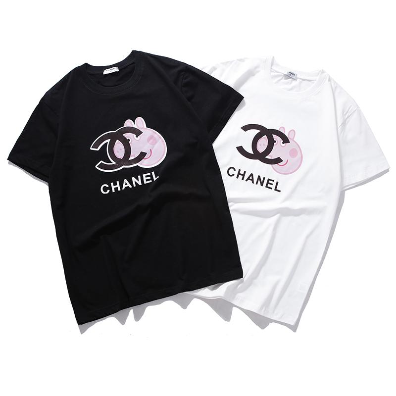CHANEL シャネル Tシャツ 半袖 mio005
