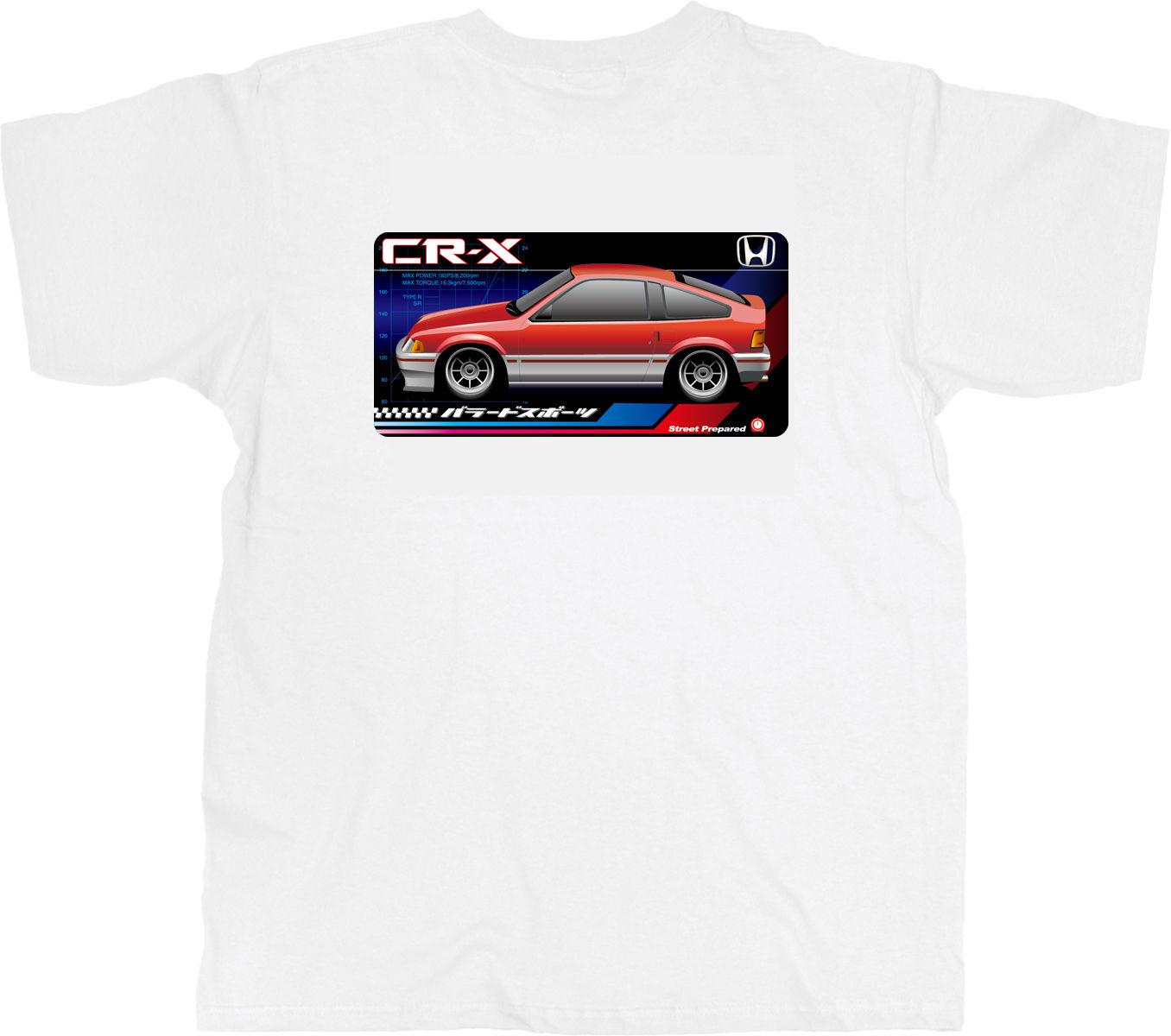 SP025 CR-X T-shirt