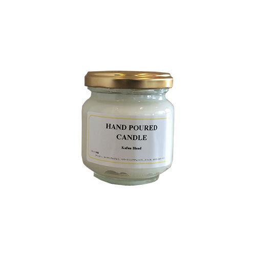HAND POURED CANDLE(花粉ブレンド)100ml