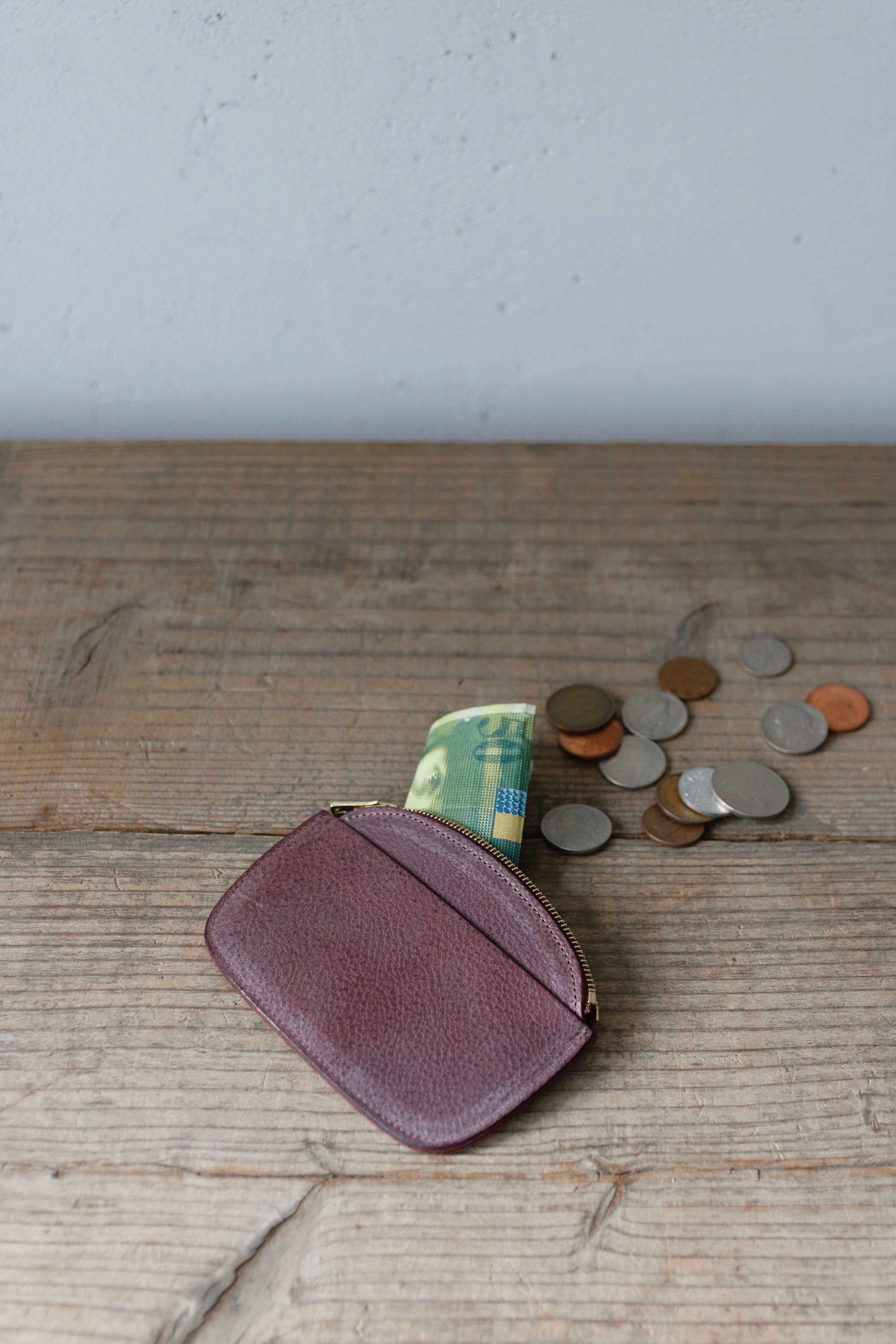 formeフォルメ / Vachetta  leather Coin Purse財布 /  fo-17064