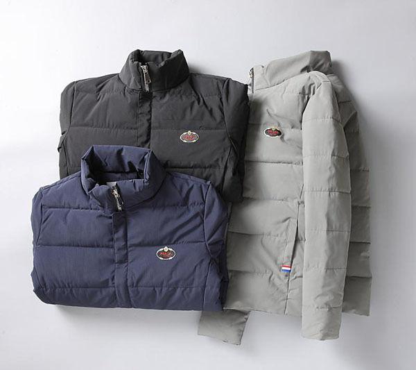 プラダメンズ ジャケット  PRADA アウター メンズ  ボリュームネック 中綿ジャケット  防寒着 ジャンパー  ブルゾン  男女兼用