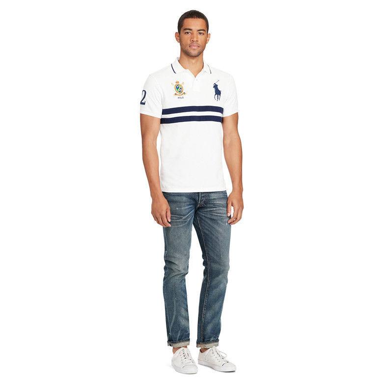 ポロシャツ ポロラルフローレン 半袖 カジュアルシャツ 大人気 部屋着 運動 送料無料カジュアル ユニセックス 着心地よい