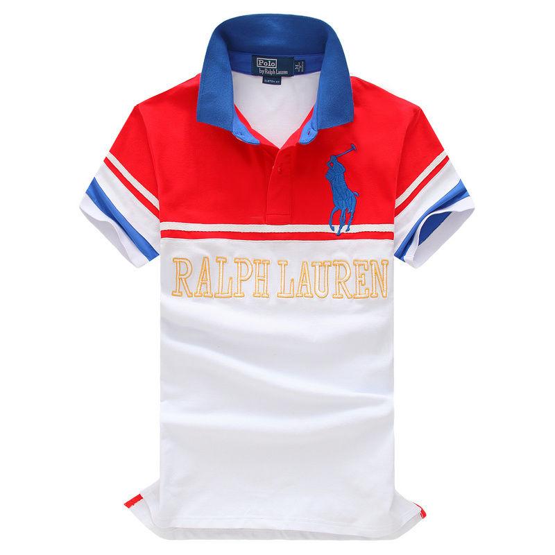高質新品 ポロ ラルフローレン ポロシャツ 4色 送料無料 男女兼用 運動適用 通勤