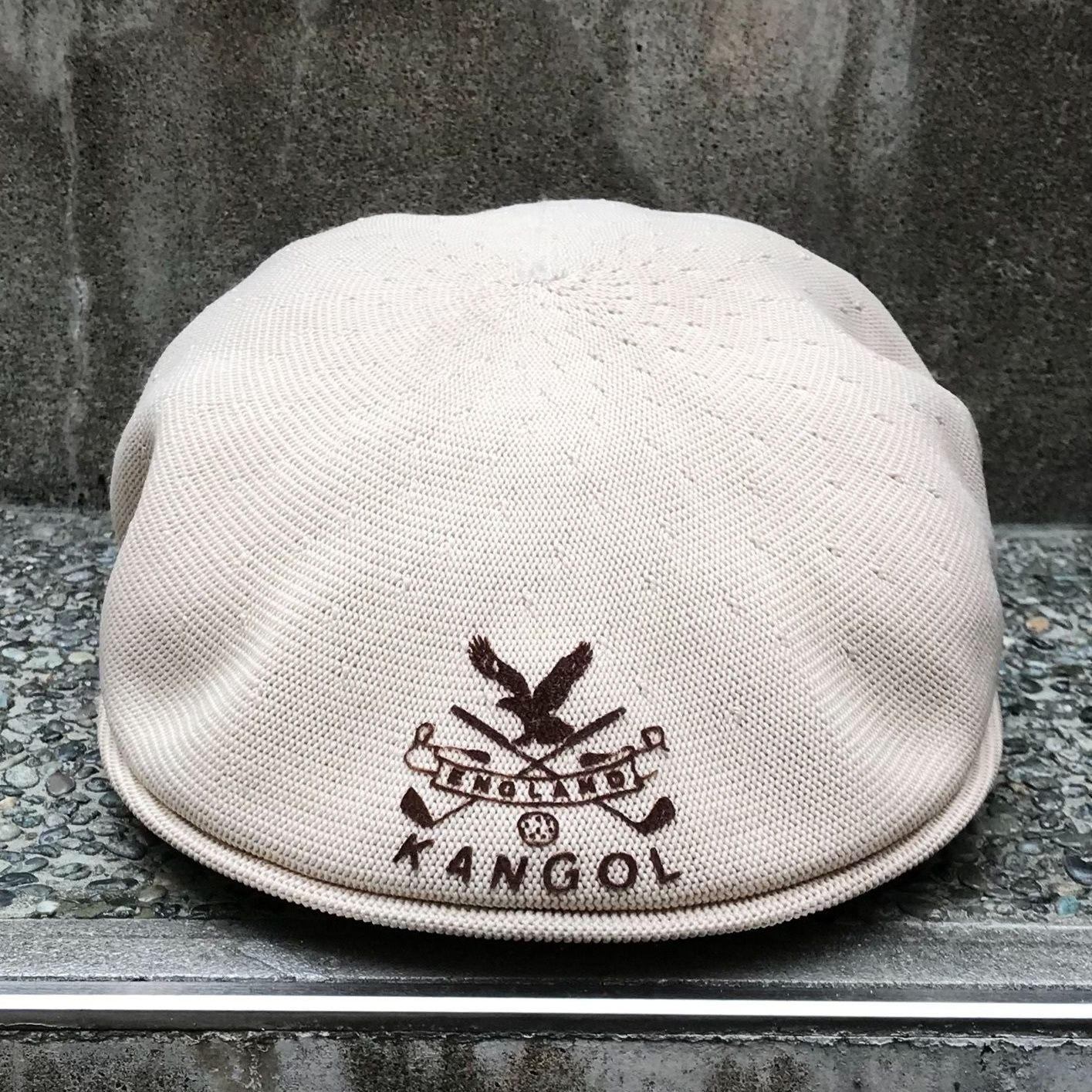 KANGOL/カンゴール Tropic504 ハンチング Made In ENGLAND (USED)