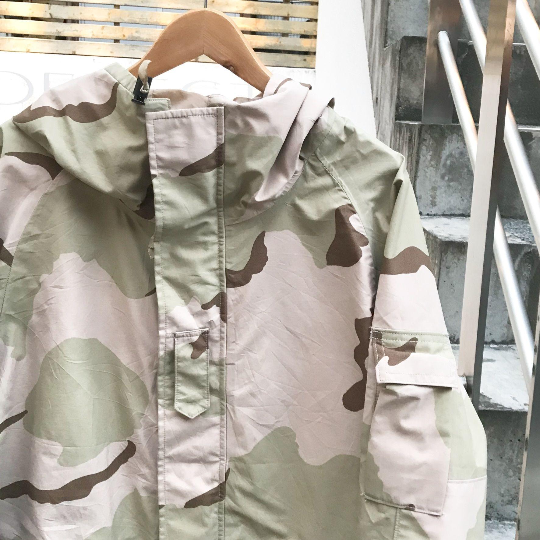 US MILITARY/ミリタリー デザートカモ GORE TEXジャケット2000年代 (USED)