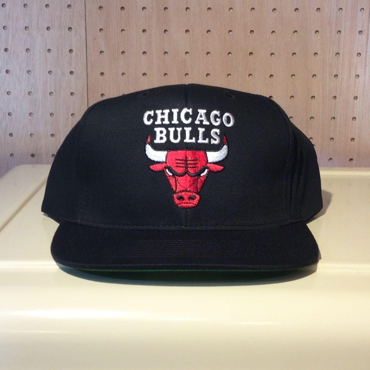 CHICAGO BUlLS/シカゴブルズ adidas社製 キャップ (NEW)