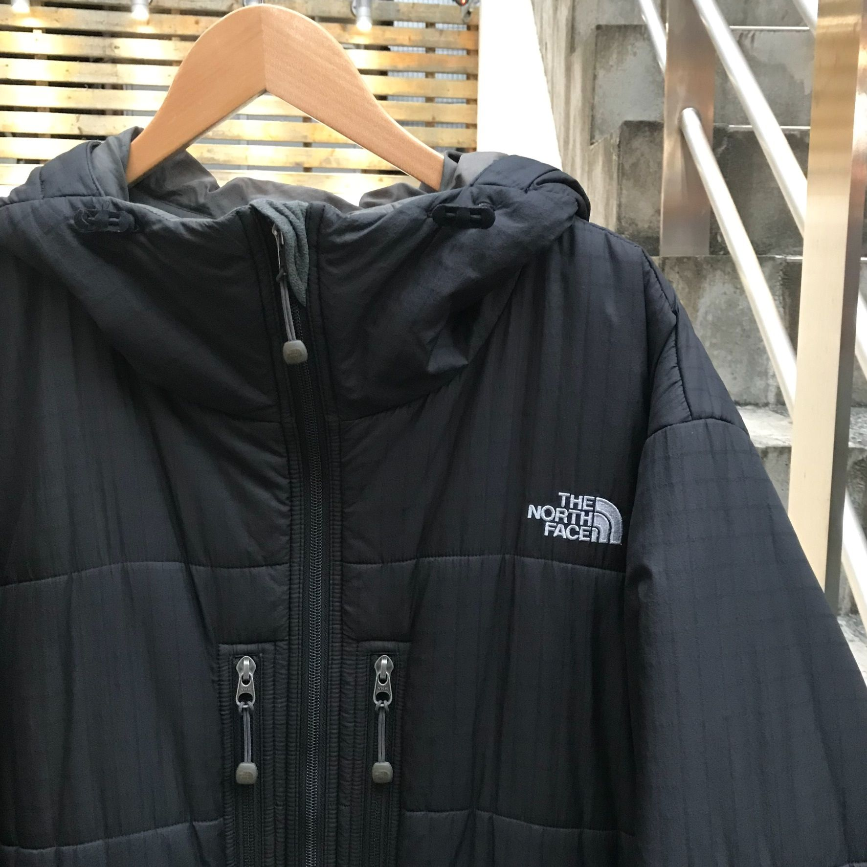 THE NORTHFACE/ノースフェイス 中綿フードジャケット 2000年前後 (USED)