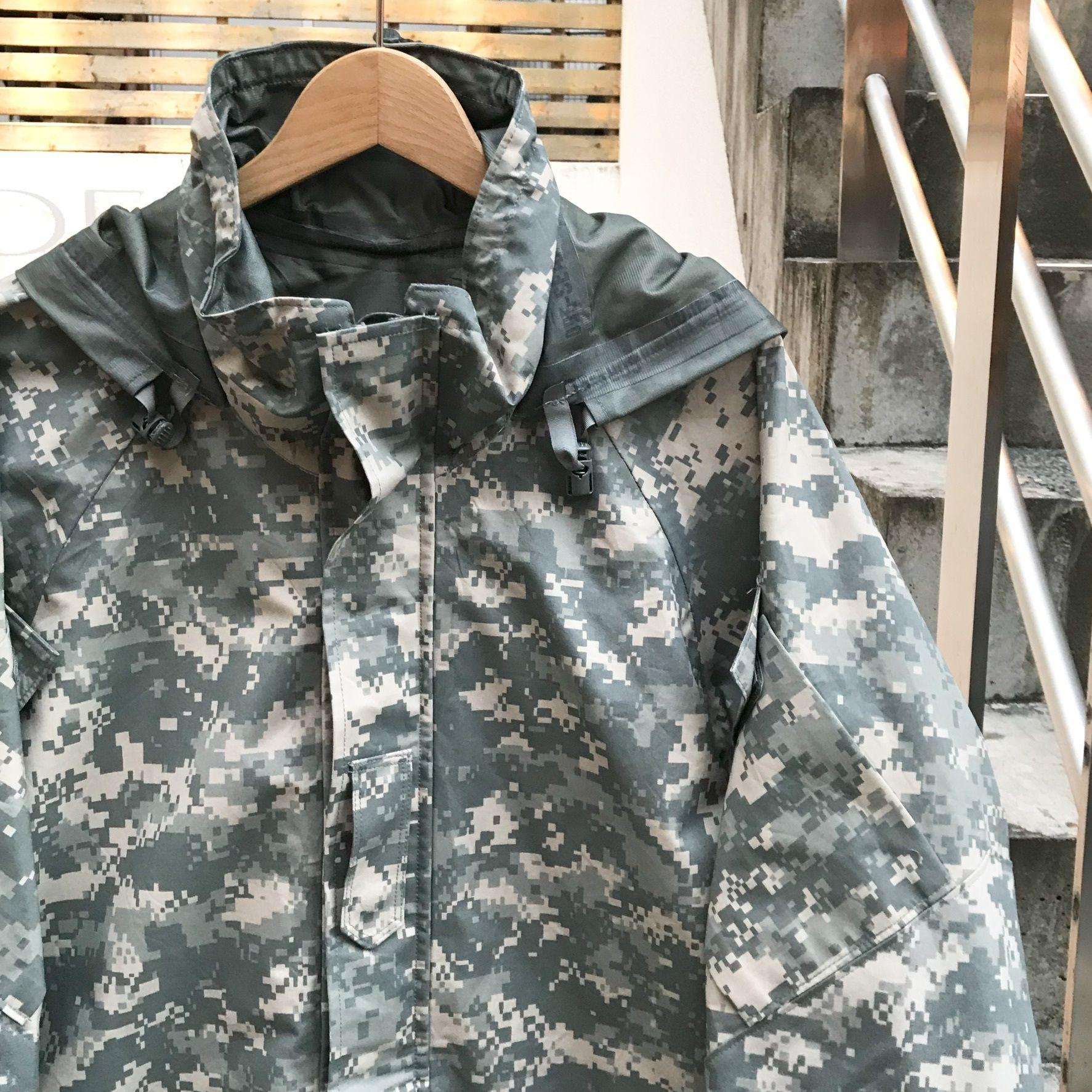 US MILITARY/ミリタリー デジタルカモ GORE TEXジャケット2000年代 (DEADSTOCK)