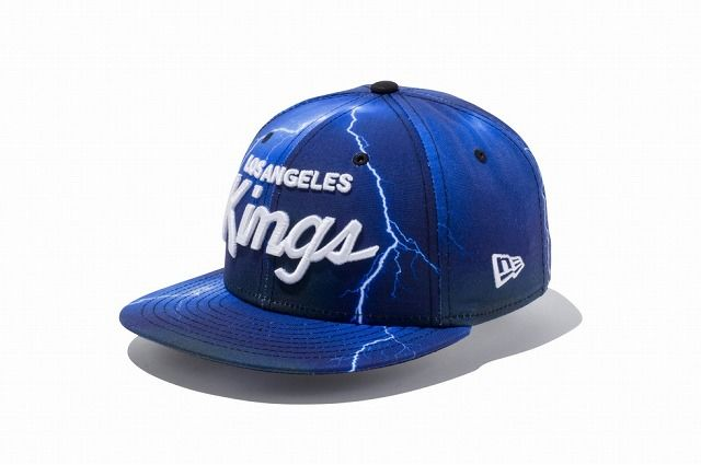 9FIFTY Lightning ロサンゼルス・キングスNEWERA