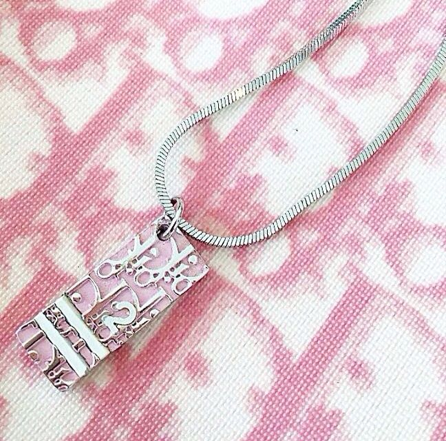 Christian dior necklace クリスチャン・ディオール