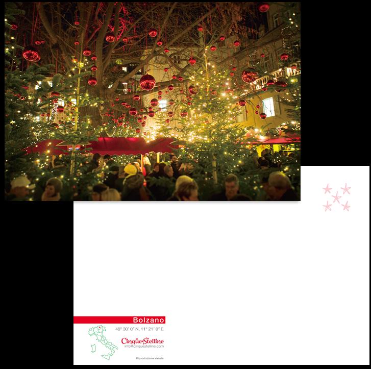 クリスマスツリー - Bolzano