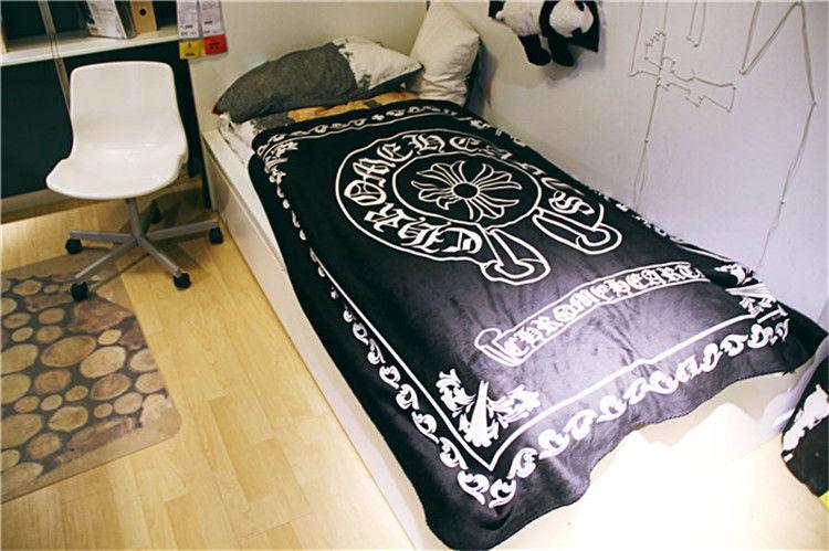 クロムハーツブランケット 人気毛布 お買い得 柔らかい 130*150CM
