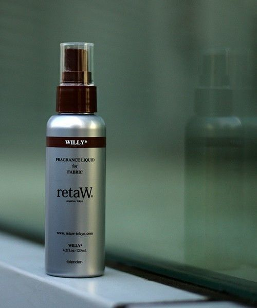 retaW Fablic Liquid (WILLY)