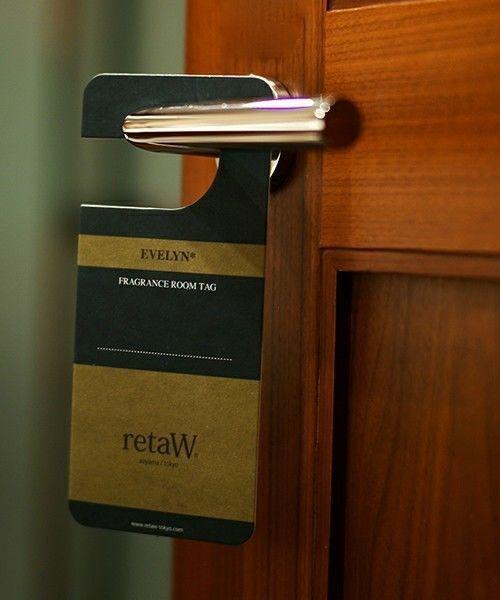 retaW Room Tag (EVELYN)