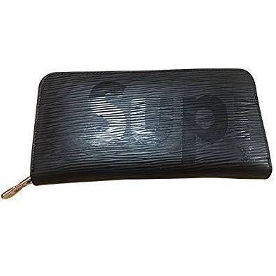(ルイ・ヴィトン)LOUIS VUITTON M67723 ジッピー・オーガナイザー エピ シュプリーム コラボ Louis vuitton×SUPREME 長財布(小銭入れあり) 新品