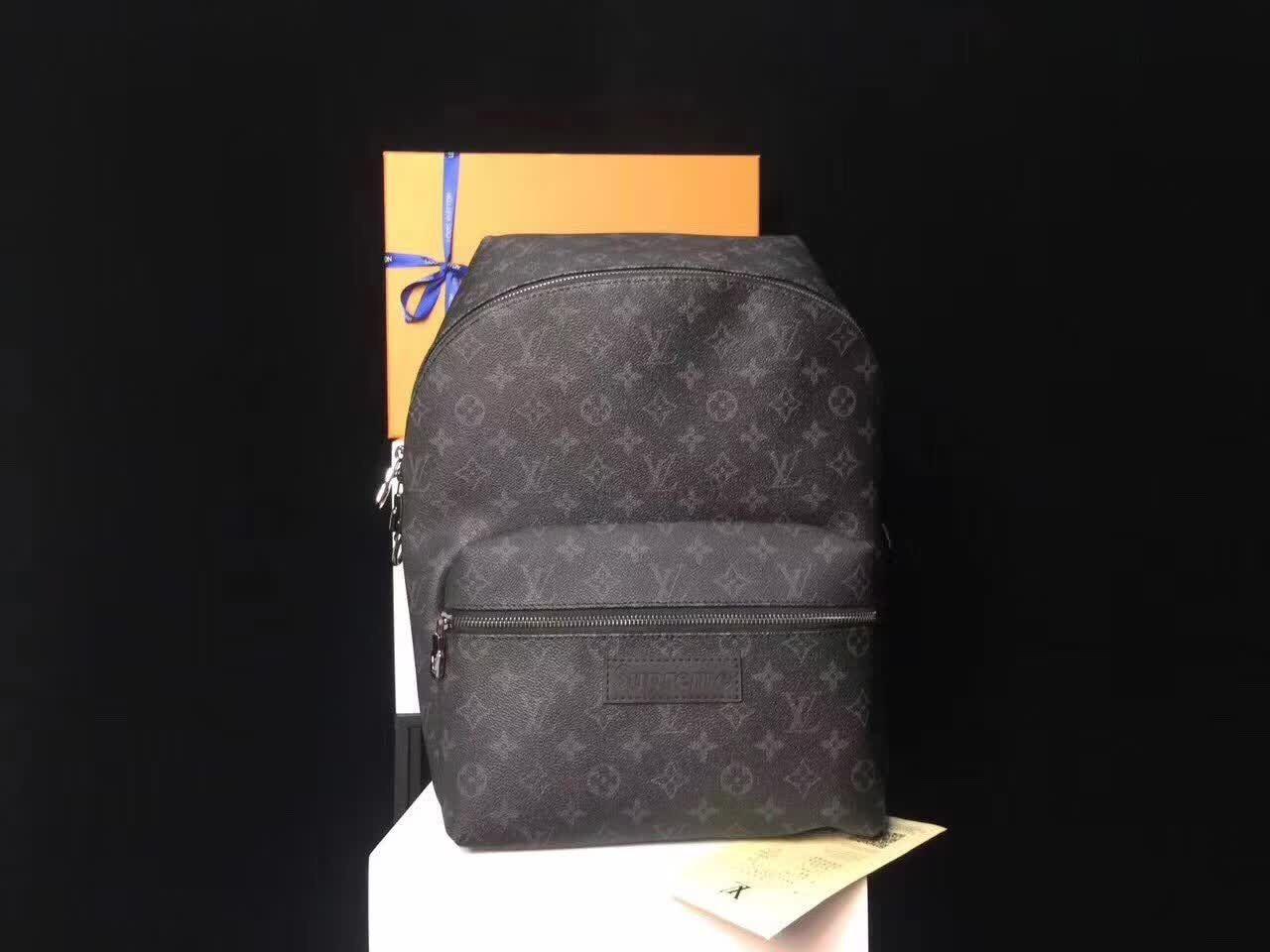 SUPREME ×ルイヴィトン シュプリーム LOUIS VUITTON コラボ モノグラム リュックサック バックパック supreme/LV  リュックバッグ レディース メンズ 鞄