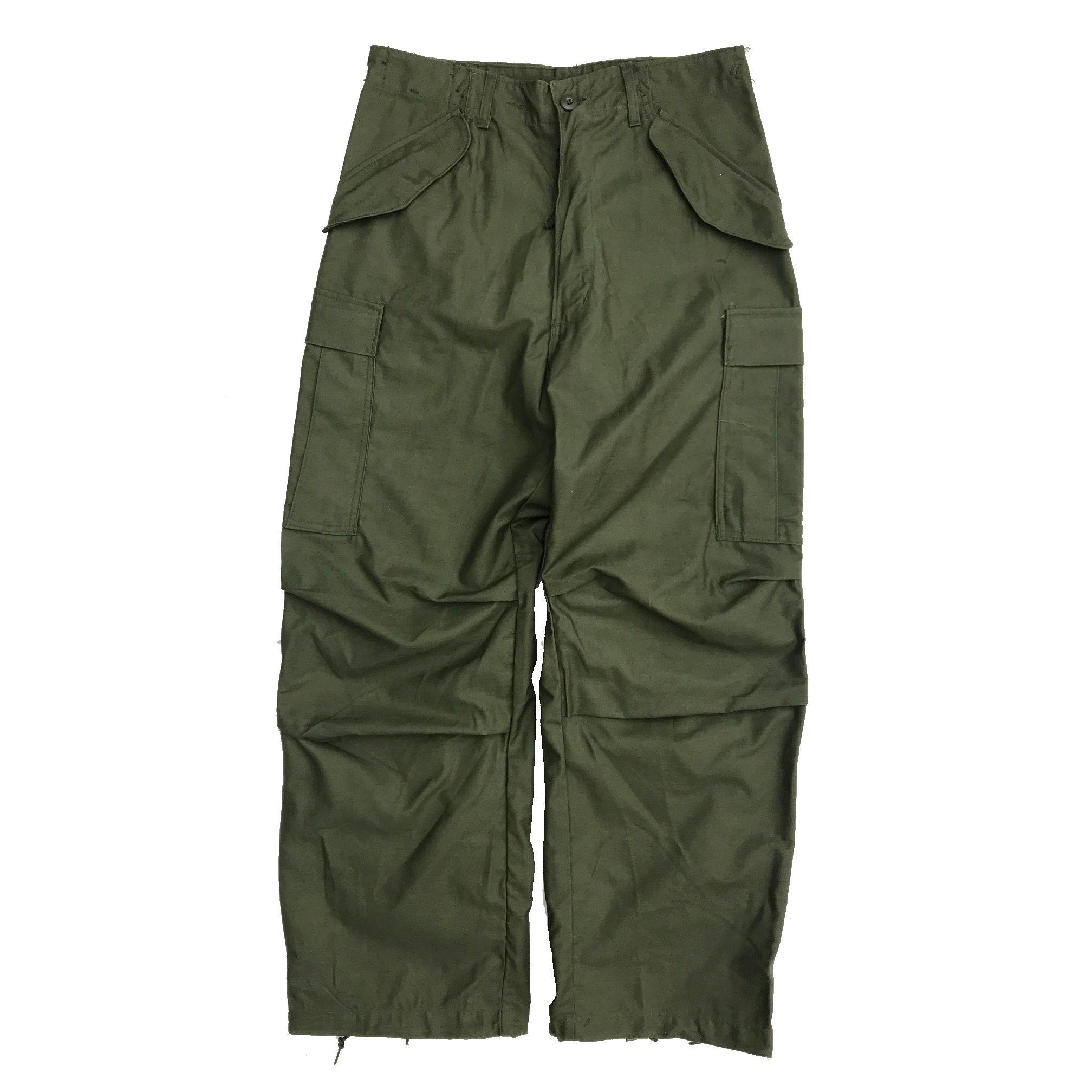 Dead Stock / 70s M-65 Field Pants