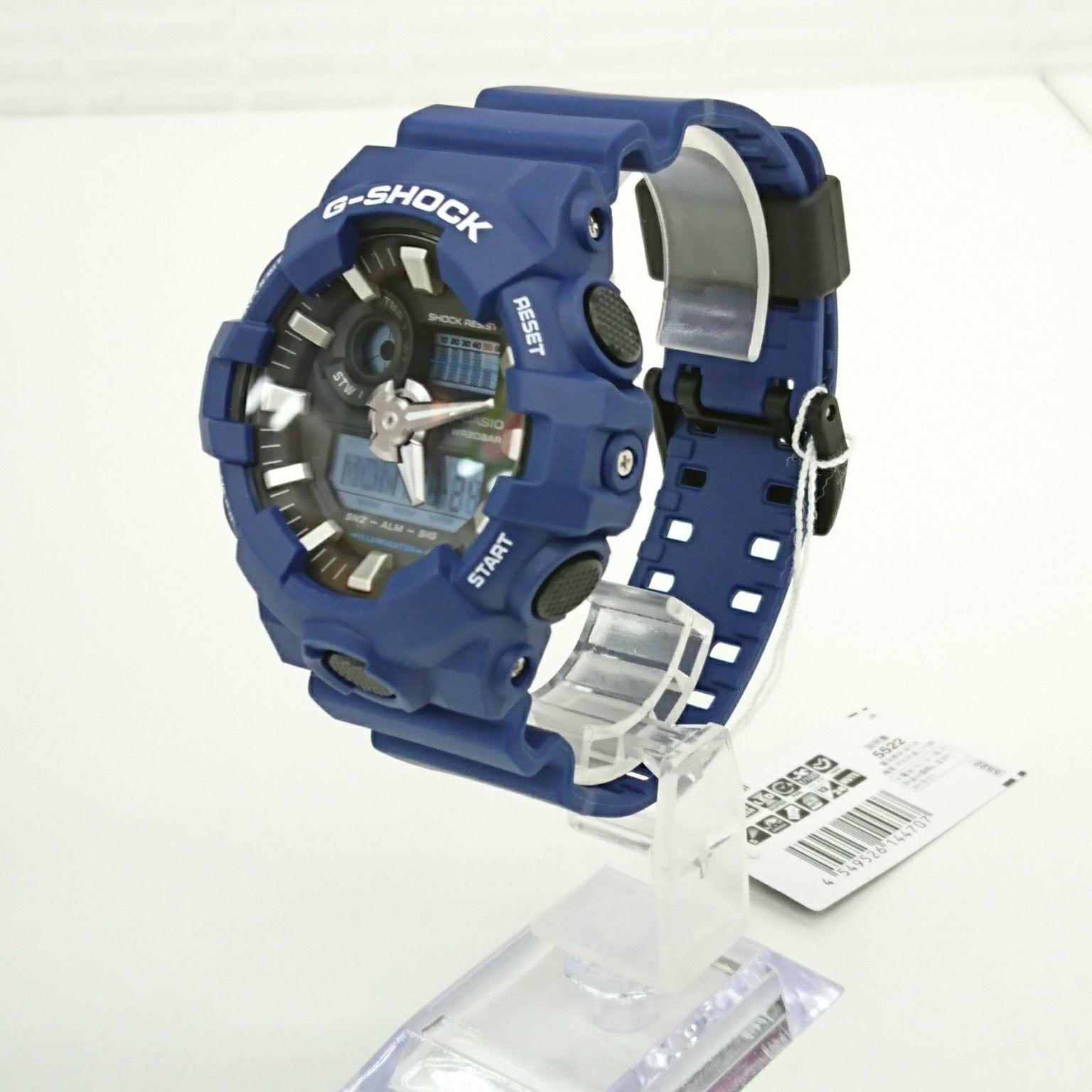 【新品】CASIO G-SHOCK GA-700-2AJF(Wa35)