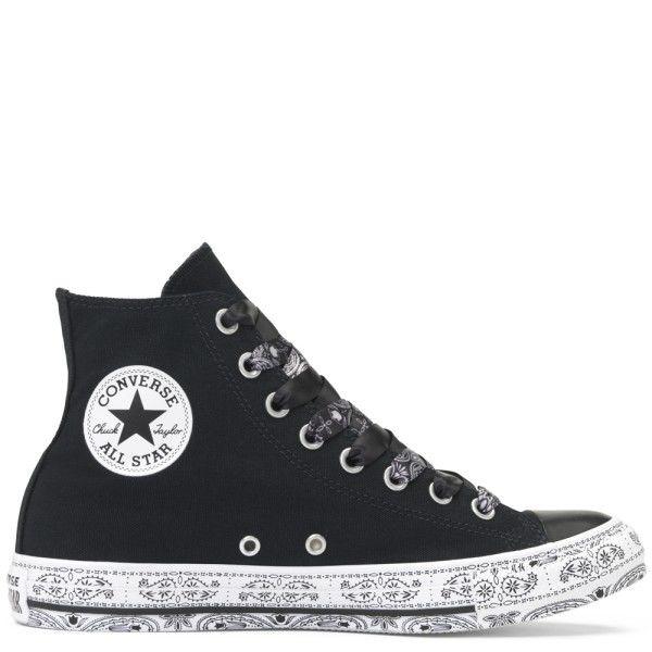 ALL STAR MILEYCYROUS  BLACK 162234C