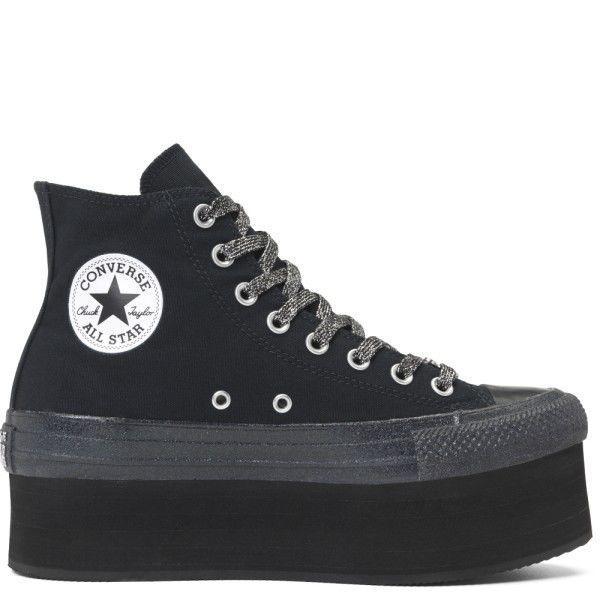 ALL STAR PLATFORM MILEYCYROUS  BLACK 562241C
