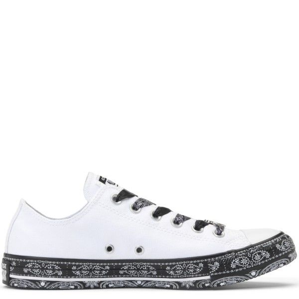 ALL STAR MILEYCYROUS  WHITE 162235C