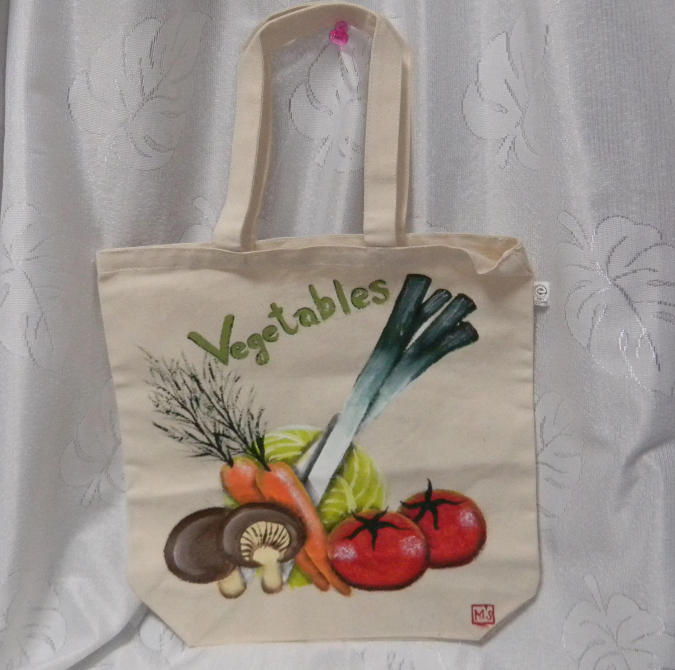 野菜エコバッグ