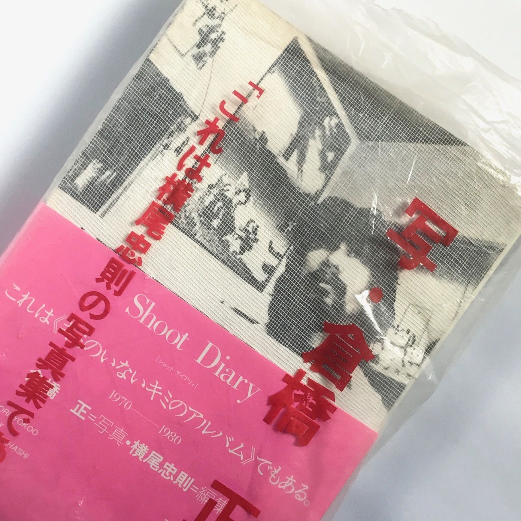 Title/ Shoot Diary Author/ 横尾忠則 倉橋正