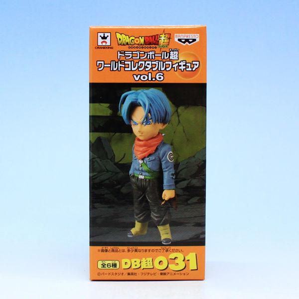 DB超031 トランクス(未来)  (ドラゴンボール超 ワールドコレクタブルフィギュアvol.6 アニメ グッズ プライズ バンプレスト)