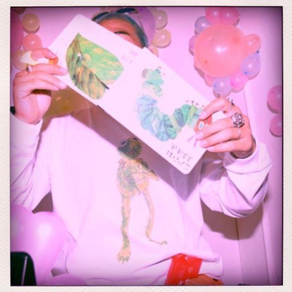 FROG LONG SLEEVE TEE : YUNG LENOX(WHITE)【CC17AW-015】