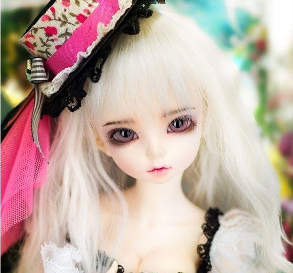 球体関節人形 BJD 本体+眼球(サービス)+メイクアップ済み 1/4ドール 41cm 創作人形 人形製作 カスタマイズ 可愛い 美少女 美しい 海外 人気 ノーブランド品 At