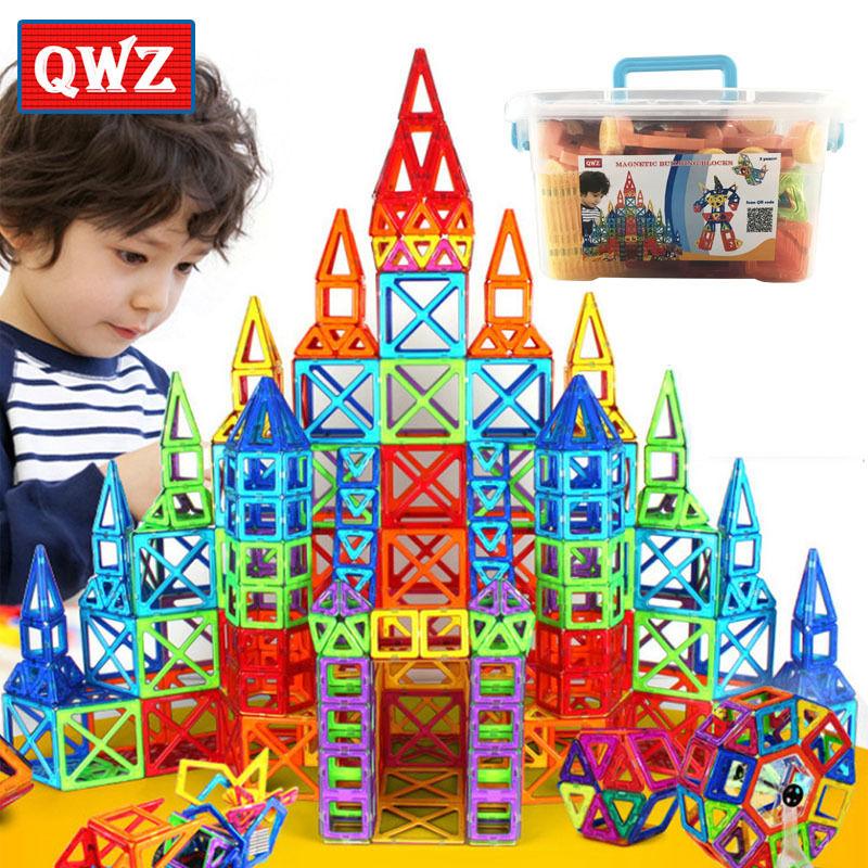 マグフォーマー風 マグネットブロック 磁石おもちゃ 知育玩具 収納ボックス付き 252ピース