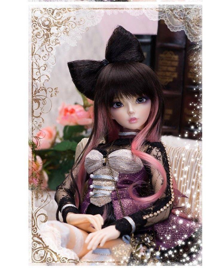 球体関節人形 BJD 本体+眼球(サービス)+メイクアップ済み 1/4ドール 41cm 創作人形 人形製作 カスタマイズ 可愛い 美少女 美しい 海外 人気 ノーブランド品 Cel