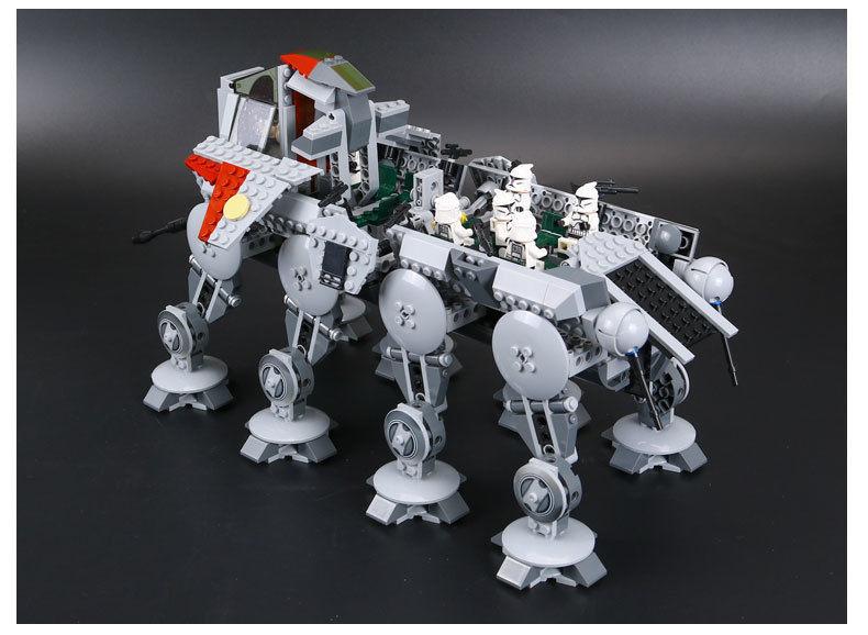 レゴ(LEGO)互換ブロック スターウォーズ リパブリック・ドロップシップ 知育玩具 ブロックおもちゃ