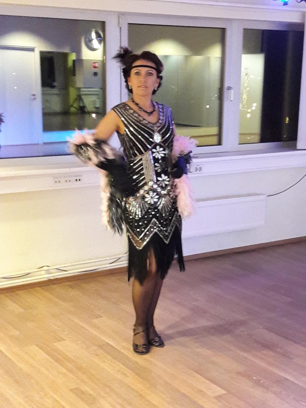 1920年代風 フラッパードレス レディース アールデコ 華麗なるギャツビー風 グレートギャツビー風 スパンコールドレス ビーズ パーティードレス ダンス衣装にも
